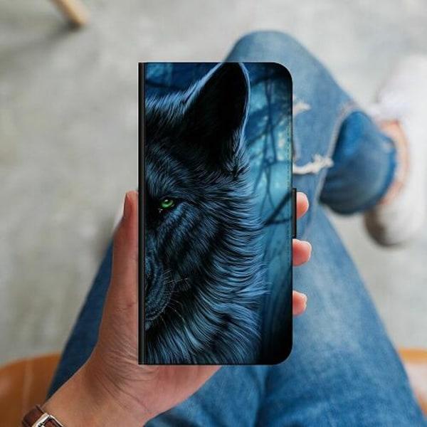 Sony Xperia L3 Plånboksskal Wolf / Varg