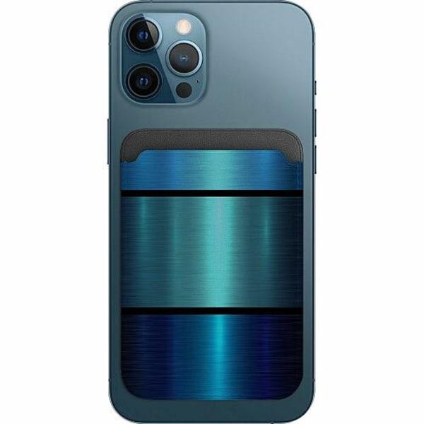 Apple iPhone 12 Pro Korthållare med MagSafe -  Blå