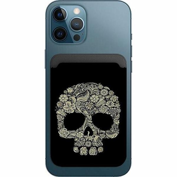 Apple iPhone 12 Pro Korthållare med MagSafe -  Döskalle
