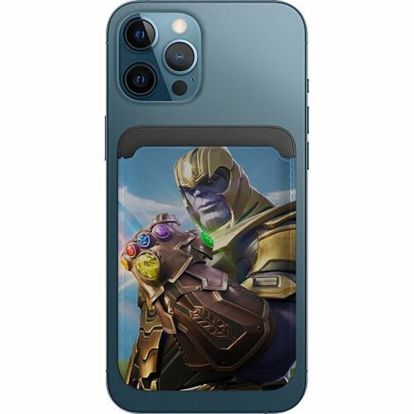 Apple iPhone 12 Pro Korthållare med MagSafe -  Fortnite Thanos