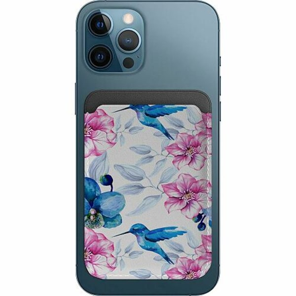 Apple iPhone 12 Pro Korthållare med MagSafe -  Hummingbird