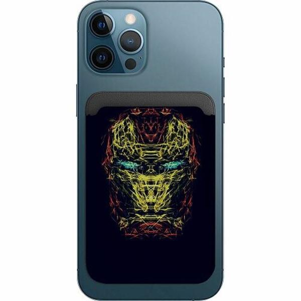 Apple iPhone 12 Pro Korthållare med MagSafe -  Iron