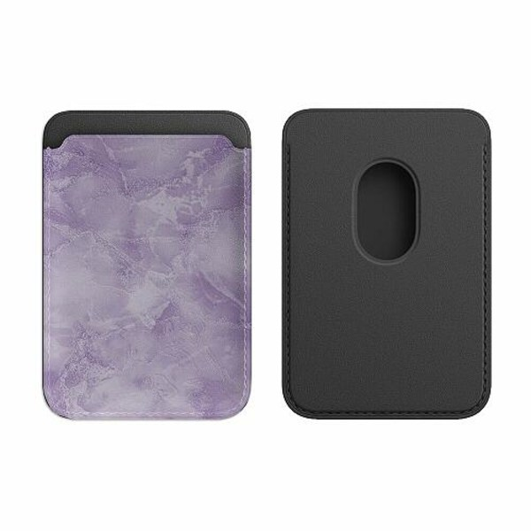 Apple iPhone 12 Pro Korthållare med MagSafe -  Marmor
