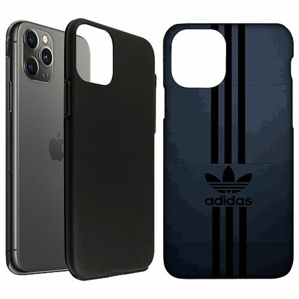 Apple iPhone 11 Pro LUX Duo Case (Matt) Adidas