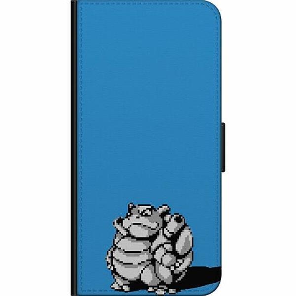 Apple iPhone XS Max Billigt Fodral Pixel art Pokémon