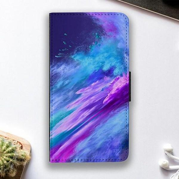 Sony Xperia L3 Fodralskal Crashing Purples