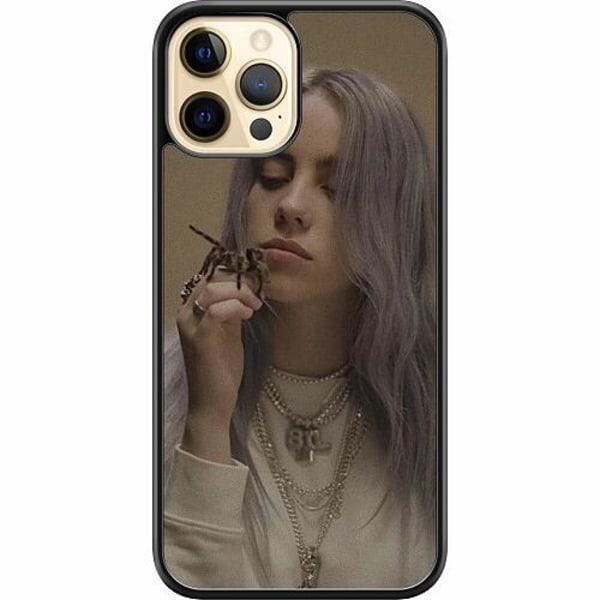 Apple iPhone 12 Pro Max Hard Case (Svart) Billie Eilish 2021