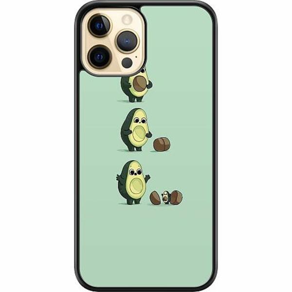 Apple iPhone 12 Pro Max Hard Case (Svart) Kawaii