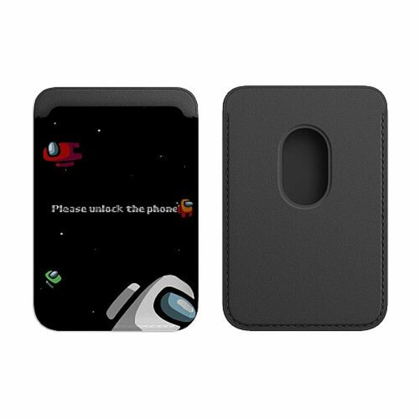 Apple iPhone 12 Pro Korthållare med MagSafe -  Among Us 2021