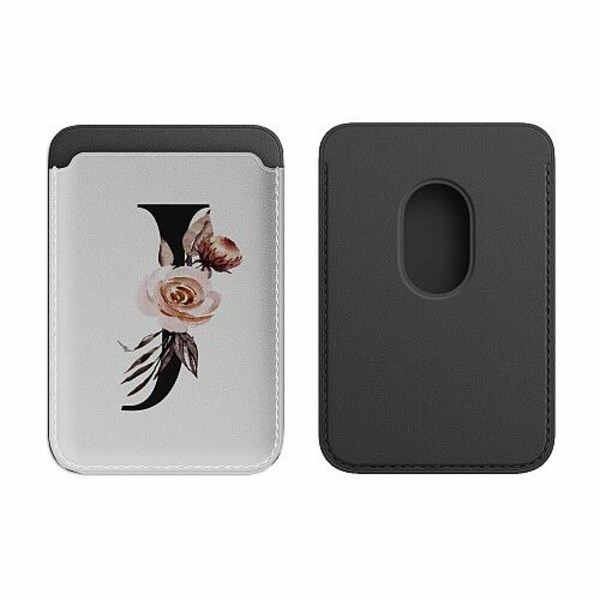 Apple iPhone 12 Pro Korthållare med MagSafe -  Bokstäver