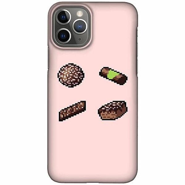 Apple iPhone 12 Pro Max LUX Mobilskal (Matt) FIKA pixel art