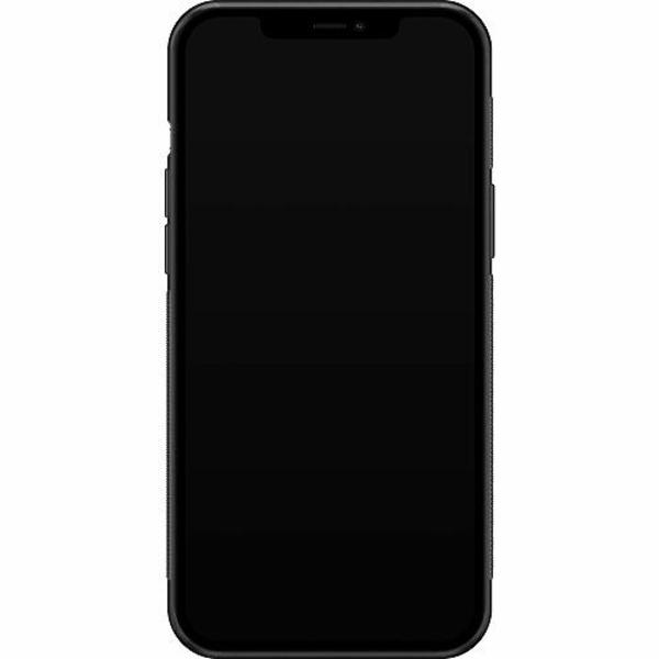 Apple iPhone 12 Pro Max Soft Case (Svart) Juice WRLD