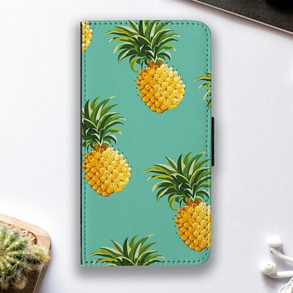 Sony Xperia L3 Fodralskal Ananas