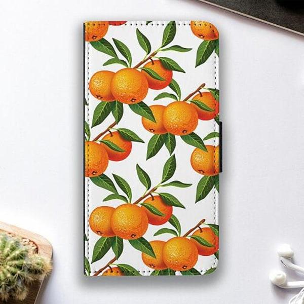 Sony Xperia L3 Fodralskal Apelsin