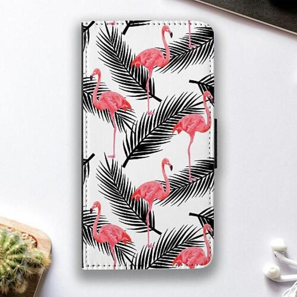 Sony Xperia L3 Fodralskal Flamingo