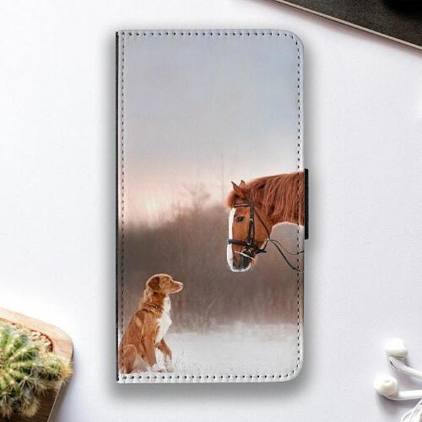 Sony Xperia L3 Fodralskal Häst & Hund