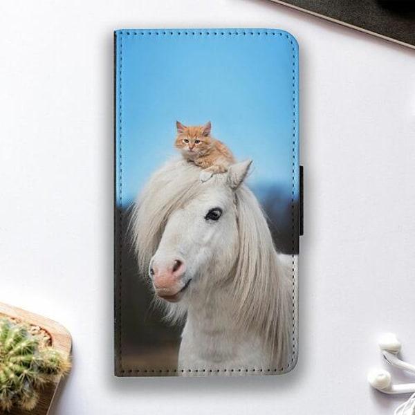 Sony Xperia L3 Fodralskal Häst & Katt