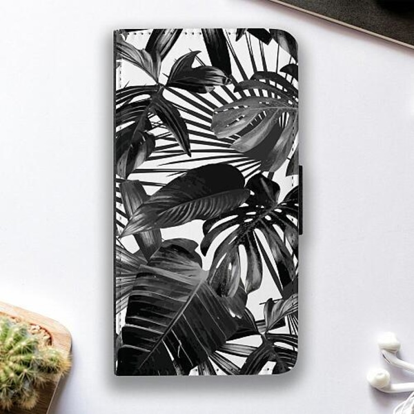 Sony Xperia L3 Fodralskal Löv