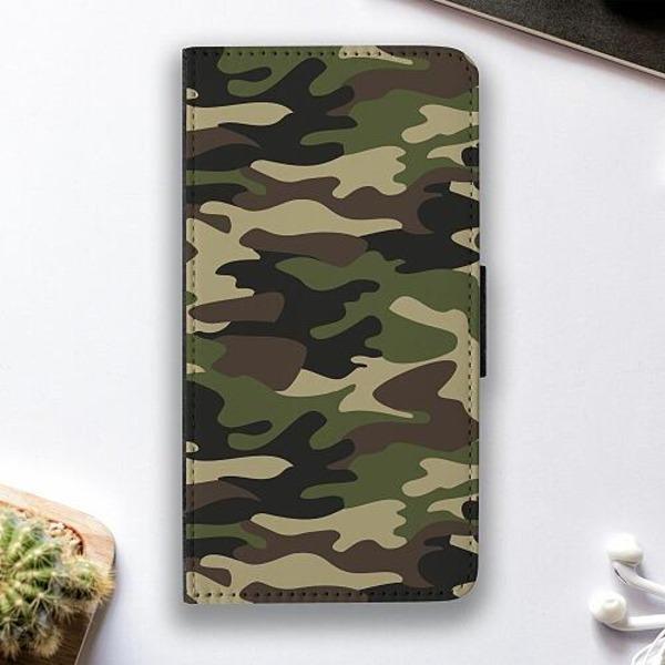 Sony Xperia L3 Fodralskal Militär