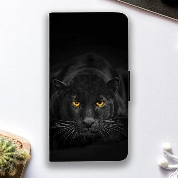 Sony Xperia L3 Fodralskal Panther