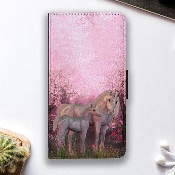 Sony Xperia L3 Fodralskal Unicorn