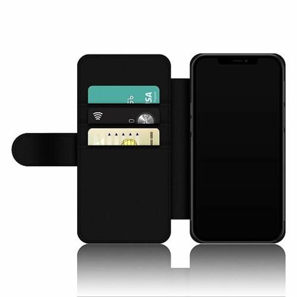 Apple iPhone 12 Pro Mobilfodral Purple Shrubs