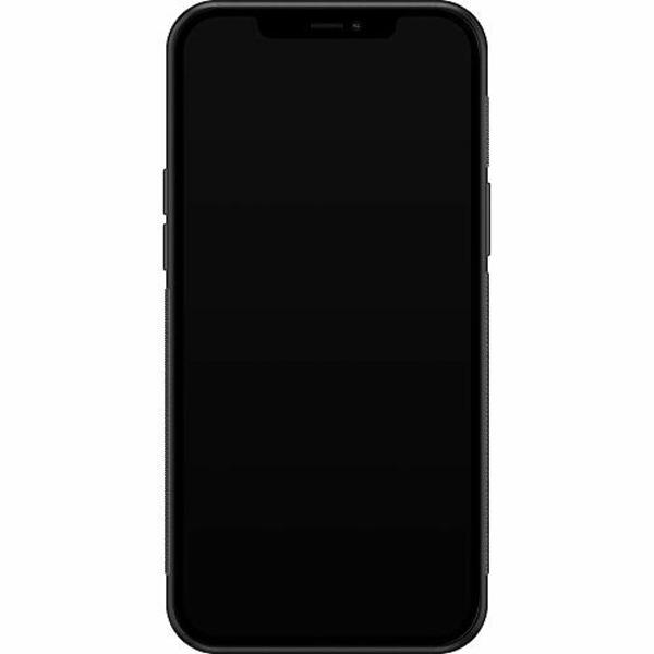 Apple iPhone 12 Pro Soft Case (Svart) Chelsea Football