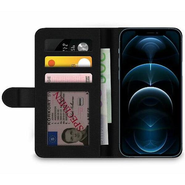 Apple iPhone 12 Pro Wallet Case Mercedes