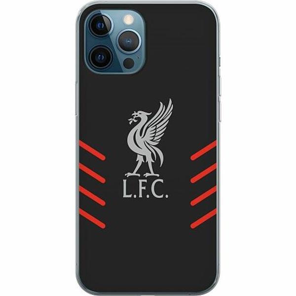 Apple iPhone 12 Pro Mjukt skal - Liverpool L.F.C.