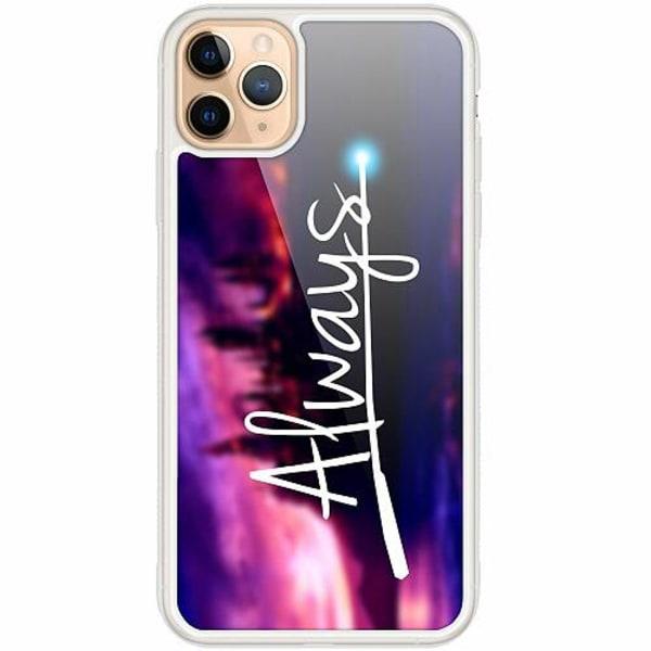Apple iPhone 12 Pro Transparent Mobilskal med Glas Harry Potter