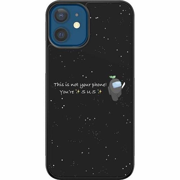 Apple iPhone 12 Billigt mobilskal - Among Us 2021