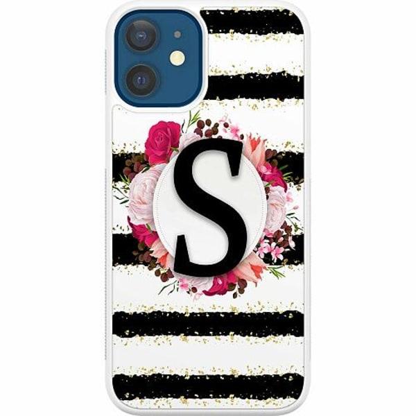 Apple iPhone 12 Soft Case (Vit) S