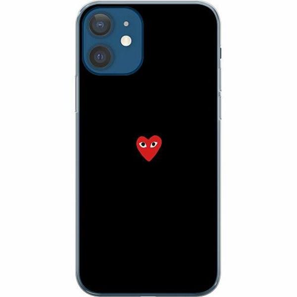 Apple iPhone 12 Thin Case Heart