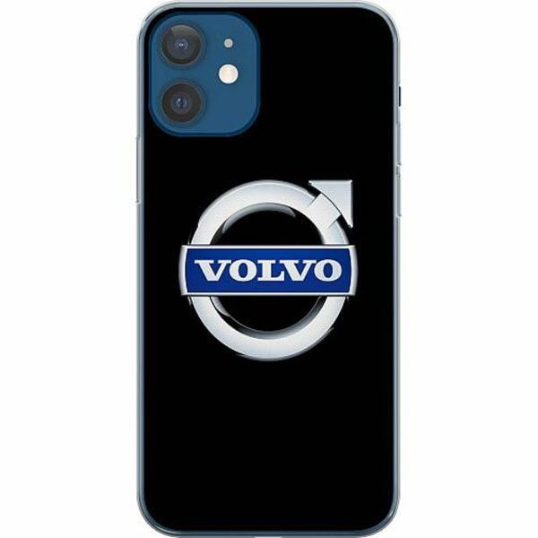 Apple iPhone 12 Mjukt skal - Volvo