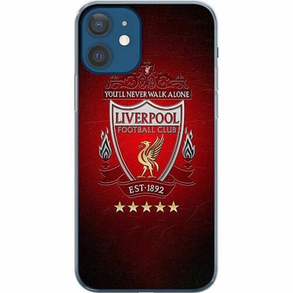 Apple iPhone 12 Mjukt skal - YNWA Liverpool