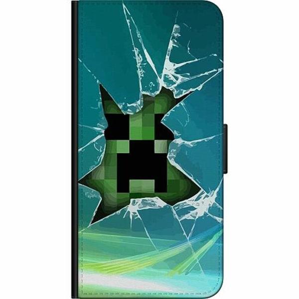 Apple iPhone 11 Billigt Fodral MineCraft