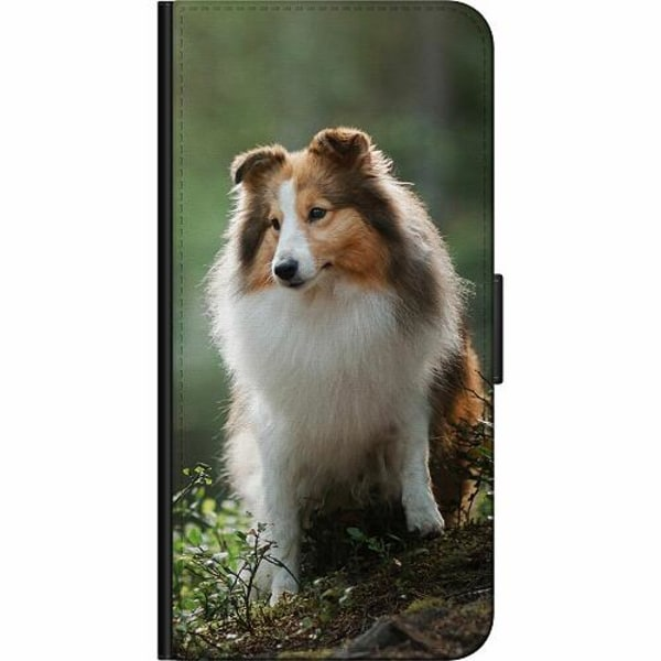 Samsung Galaxy A51 Fodralväska Hund
