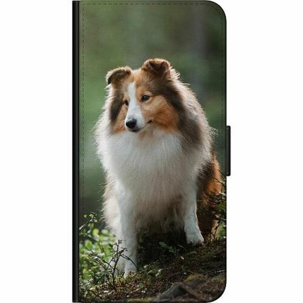 Samsung Galaxy S7 Fodralväska Hund