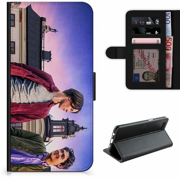 Apple iPhone 5 / 5s / SE Lyxigt Fodral Young Royals