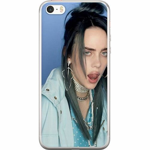 Apple iPhone 5 / 5s / SE Thin Case Billie Eilish 2021