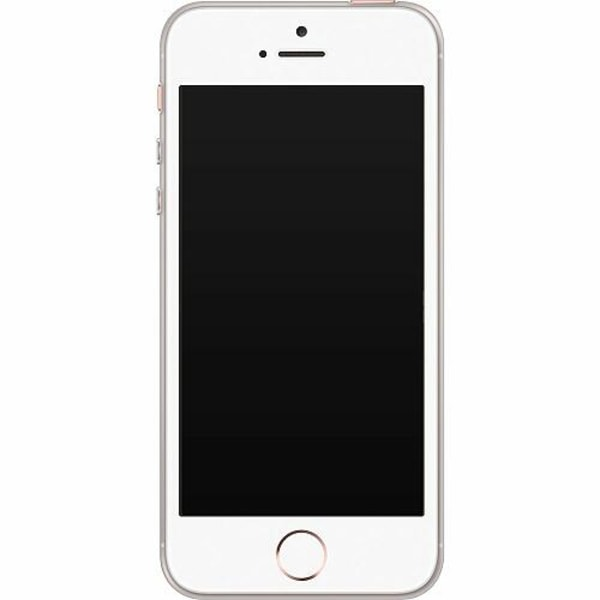Apple iPhone 5 / 5s / SE Thin Case Statement Wolf 1055