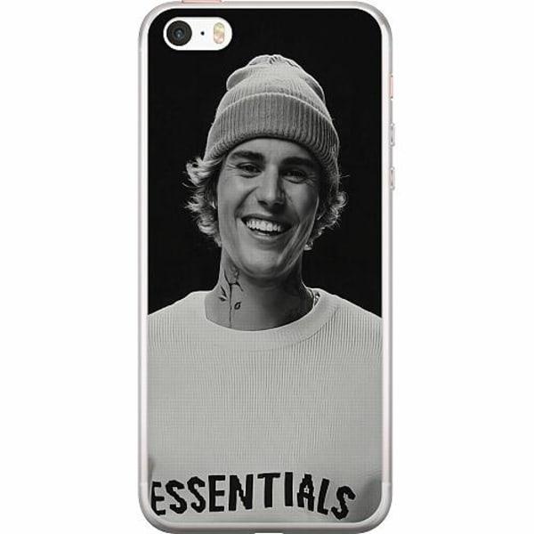 Apple iPhone 5 / 5s / SE Thin Case Justin Bieber 2021
