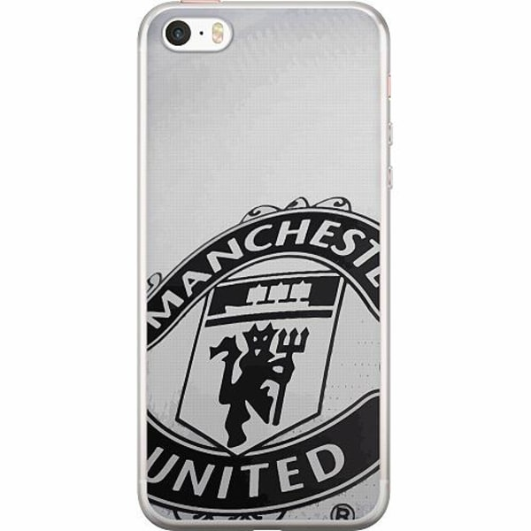 Apple iPhone 5 / 5s / SE Thin Case Manchester United FC