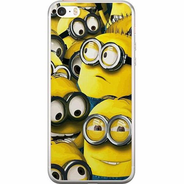Apple iPhone 5 / 5s / SE Thin Case Minions