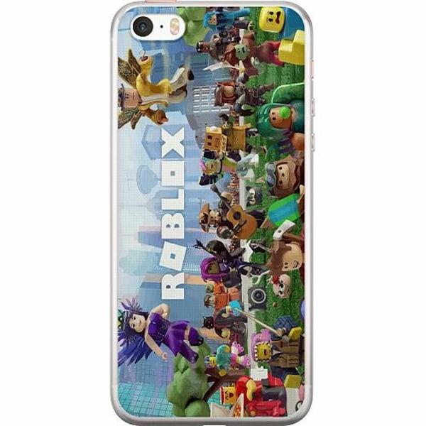 Apple iPhone 5 / 5s / SE Thin Case Roblox