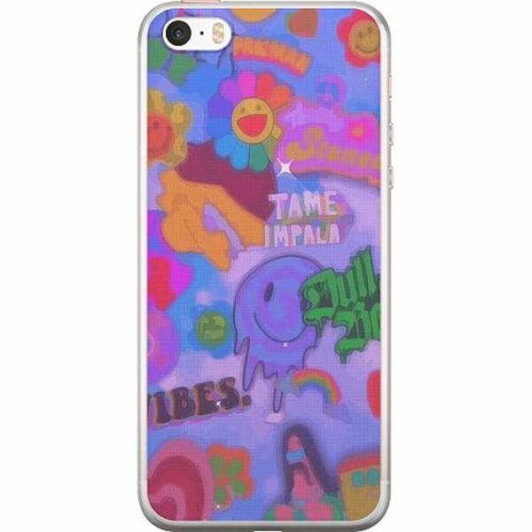 Apple iPhone 5 / 5s / SE Thin Case Tame Vibes Yo