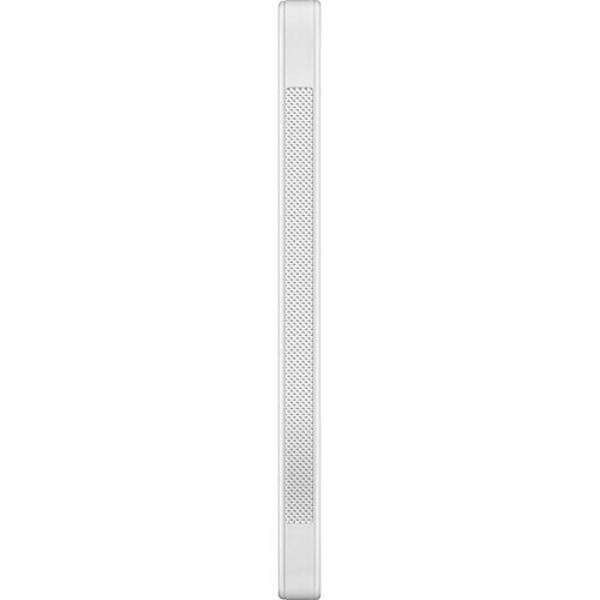 Apple iPhone 5 / 5s / SE Soft Case (Vit) Love is Love - Pride