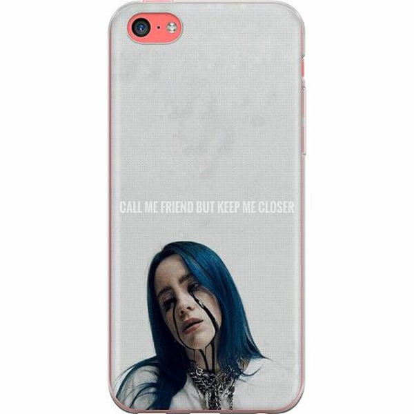 Apple iPhone 5c TPU Mobilskal Billie Eilish