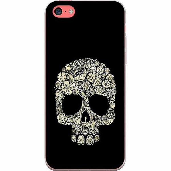 Apple iPhone 5c TPU Mobilskal Döskalle