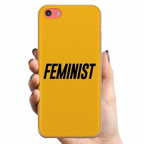 Apple iPhone 5c TPU Mobilskal Feminist